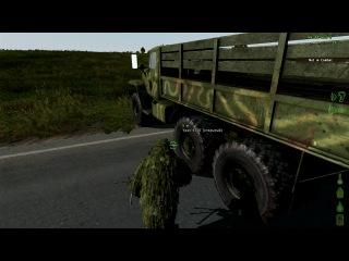 DayZ Блокпост